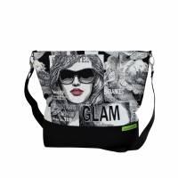 """Tasche """"Chloe""""  -das einzigartige Taschen-Duo besteht aus einer Schulter- und Kosmetiktasche Bild 4"""