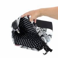 """Tasche """"Chloe""""  -das einzigartige Taschen-Duo besteht aus einer Schulter- und Kosmetiktasche Bild 6"""