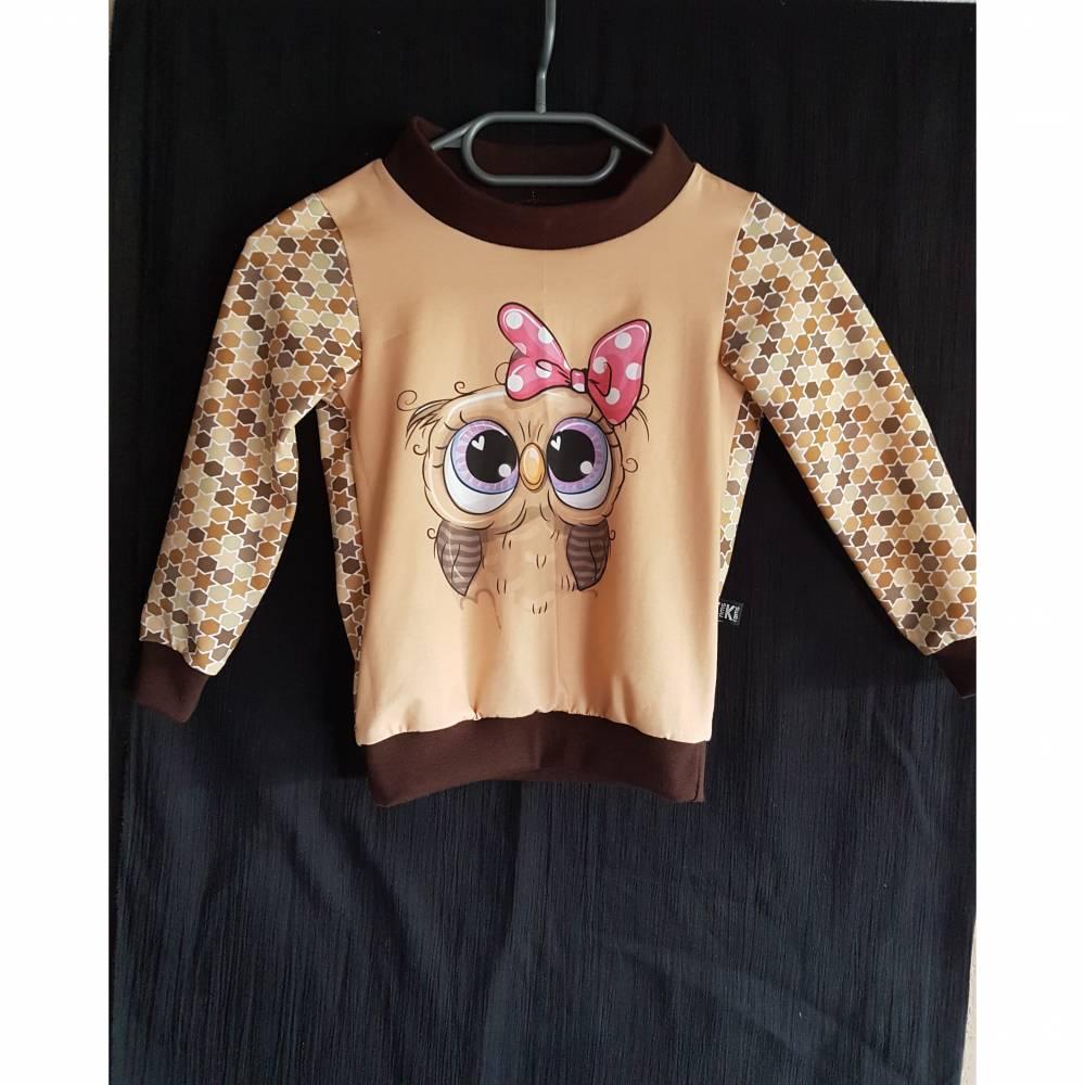 Kinder Pullover Hoodie Sweatshirt Größe 104 Bild 1