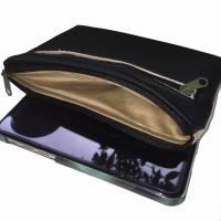 Universaltäschchen  Zippertasche Geldbörse Smartphonetasche  Bild 1