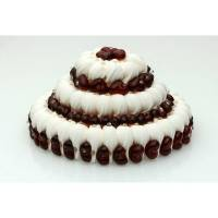 Fruchtgummi Torte dreistöckig klein Bild 1