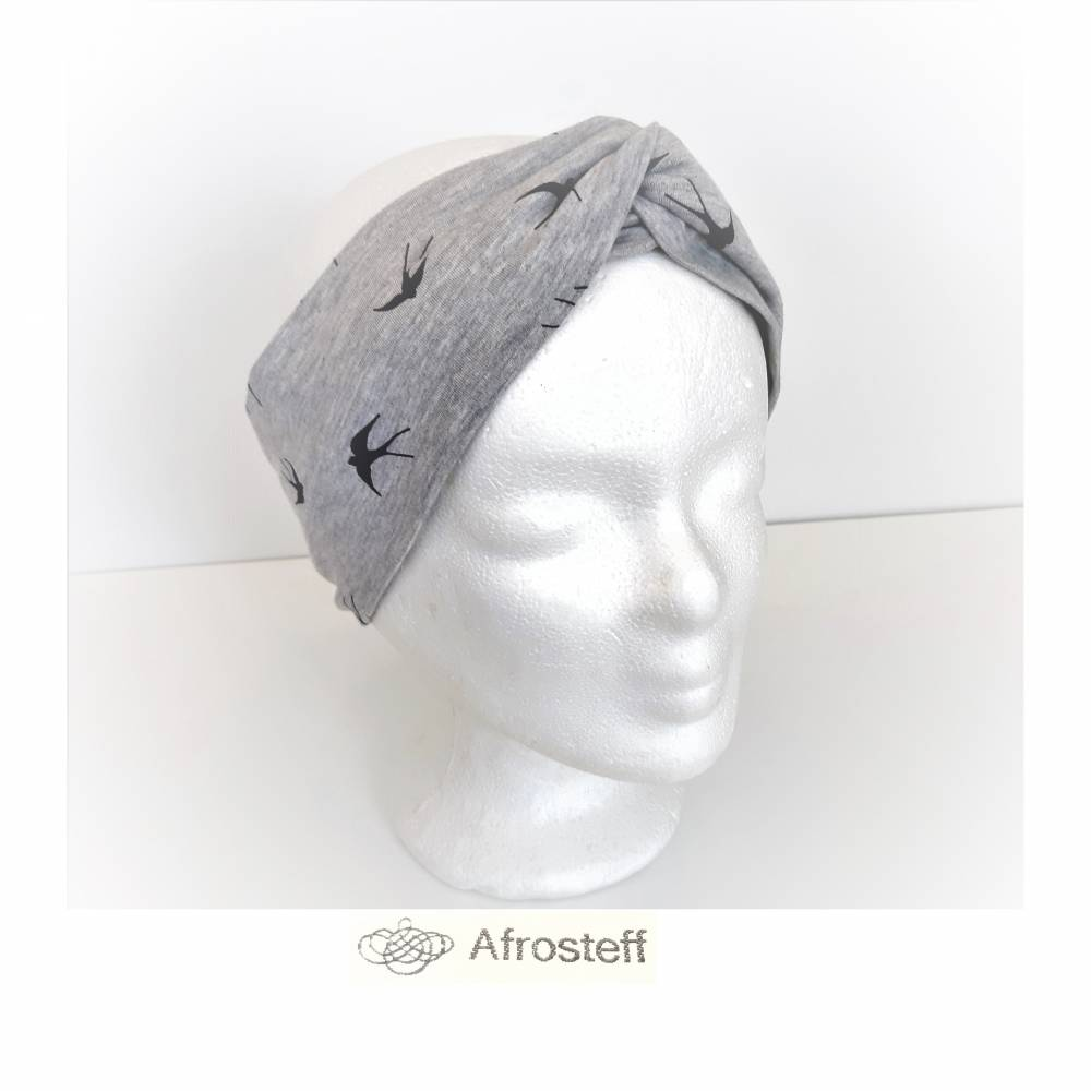 Turban Stirnband, Haarband  Bild 1