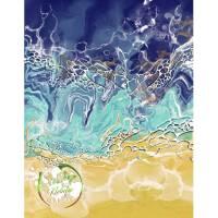 DigiPapier und Sublimations Motiv  - Meer  JPG 300 dpi Bild 1