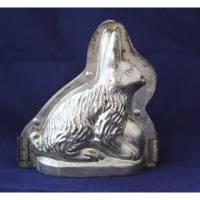 alte Backform Hase für Ostern Vintage Bild 1