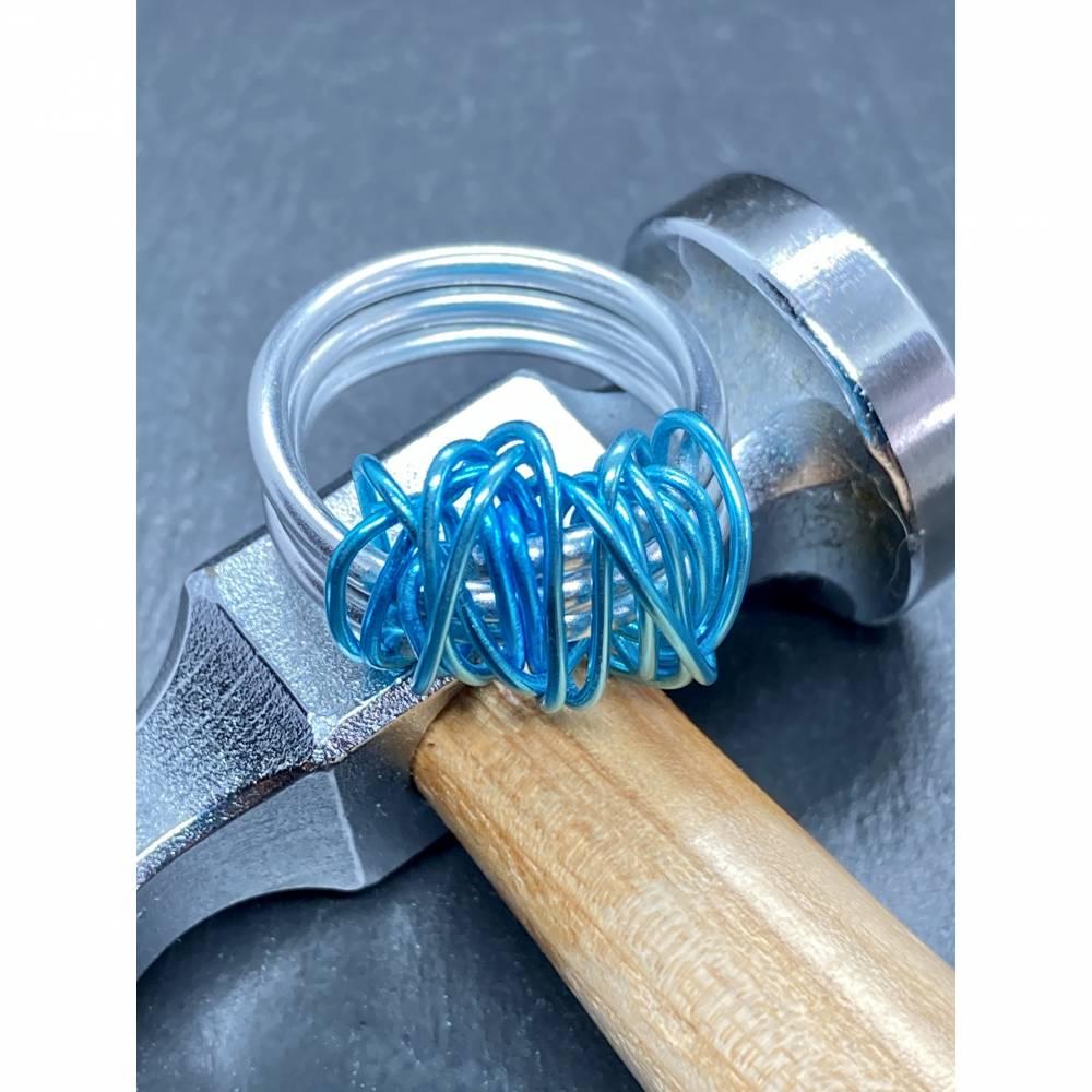 Ring Amore Blu Bild 1