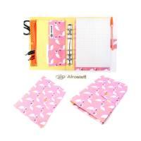 Ringbuchorganizer, Time Planer, Ringbuch DIN A5, Schreibmappe  Bild 1