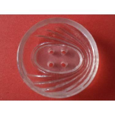 Knöpfe transparent durchsichtig 18mm (58) Glasknöpfe Bild 1