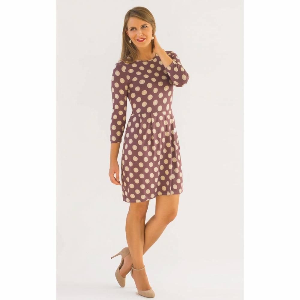Kleid MIKA mit Ballonrock  Bild 1