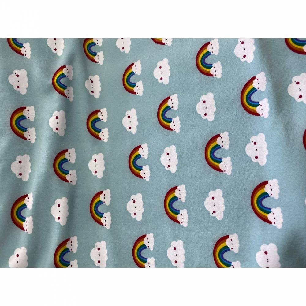 Regenbogen Softshell Bild 1