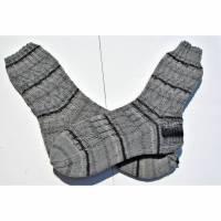handgestrickte Socken 42/43 Bild 1