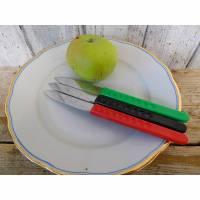 3 Obstmesser / kleine Messer / Retro Besteck / 70er Jahre  Bild 1