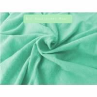 Bio Hanfjersey – Mint (Vegane Alternative zu Wolle-Seide) Bild 1