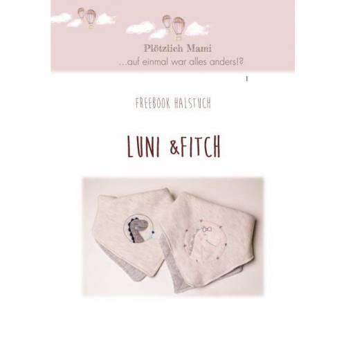Schnittmuster Halstuch Luni & Fitch