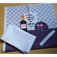 Materialpackung für Lunchbag Bild 1