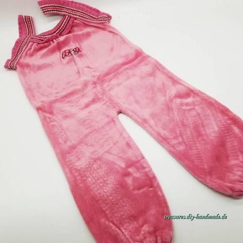 rosa Kleinkind Hose, Babyhose, vintage, Größe 74