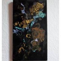 Acrylbild-      Fantasia  - auf Keilrahmen gegossen Bild 1