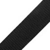 Gurtband 30 mm - schwarz Bild 1