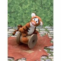 Bärino Tiger 10 cm Bild 1
