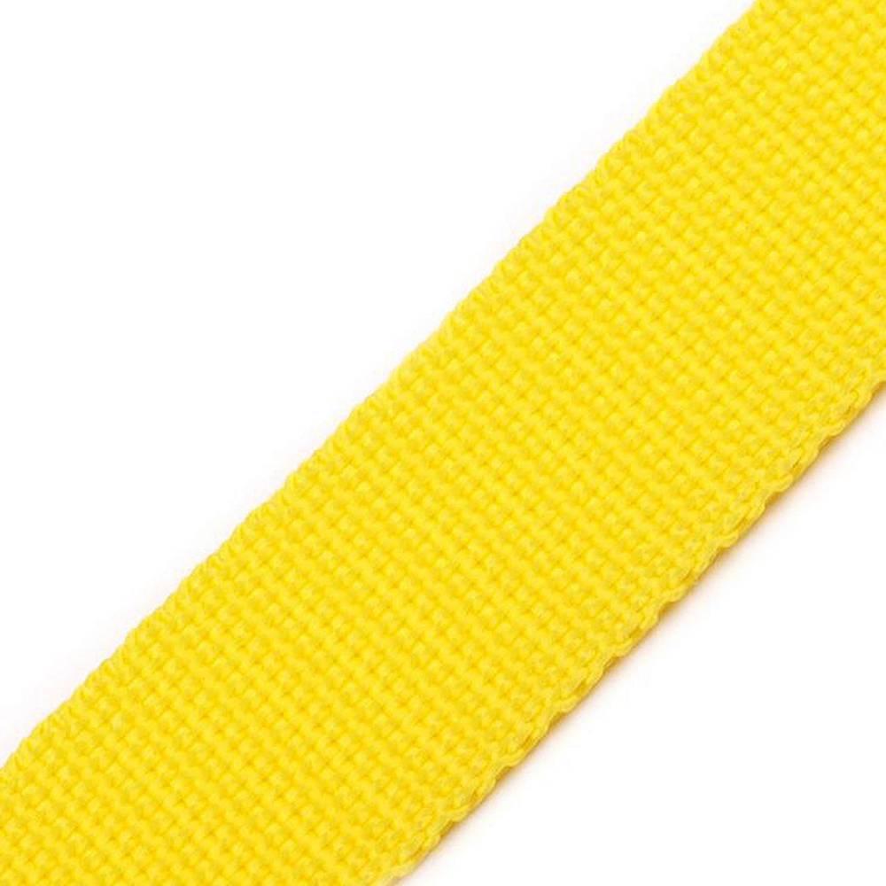 Gurtband 30 mm - gelb Bild 1