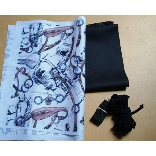 Materialpackung für Turnbeutel Rucksack