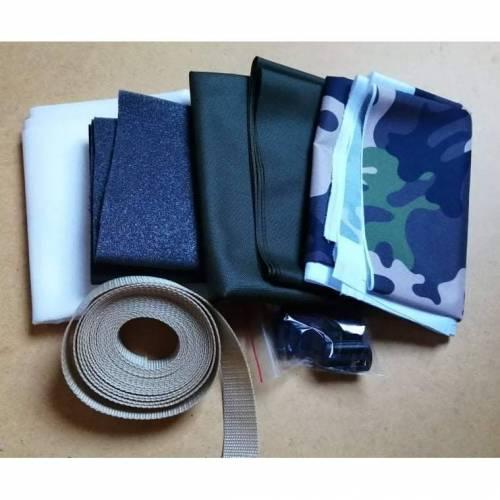 Materialpackung für Kurrierrucksack
