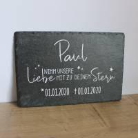 """Gedenktafel """"Sternenkind"""" aus der Manufaktur Karla Bild 8"""