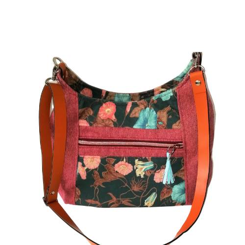 Herbstliebe Hobo Bag, Umhängetasche Bild 1