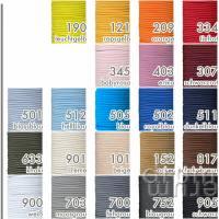 10 m (33 ct/m) Gummikordel 3 mm WAVE - gelb, rot, grün, blau, schwarz, grau, weiß, lila, rosa, orange, creme, beige, braun Bild 2