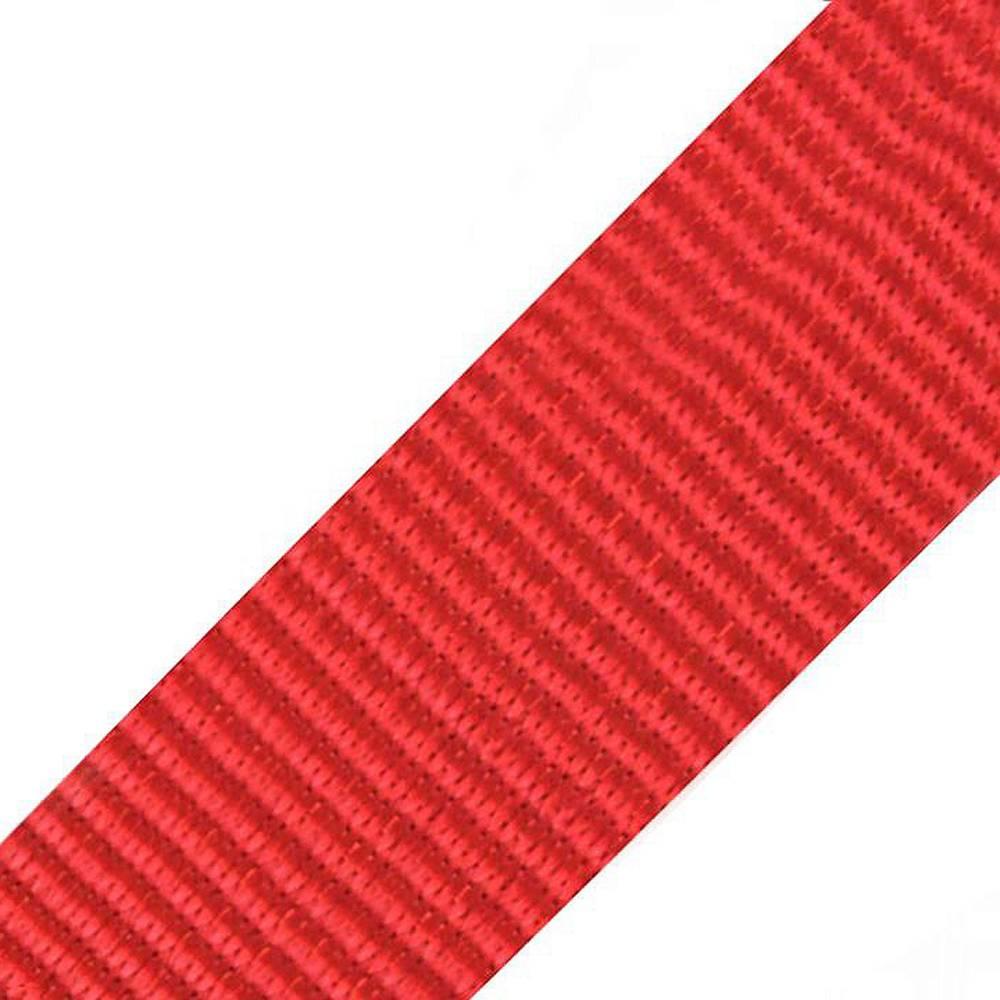 Gurtband 40 mm - rot Bild 1