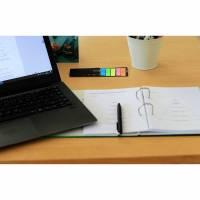 Traum-Plan-Ziel-Kalender: immerwährender Terminkalender und Projektplaner für Ringbuchkalender Bild 1