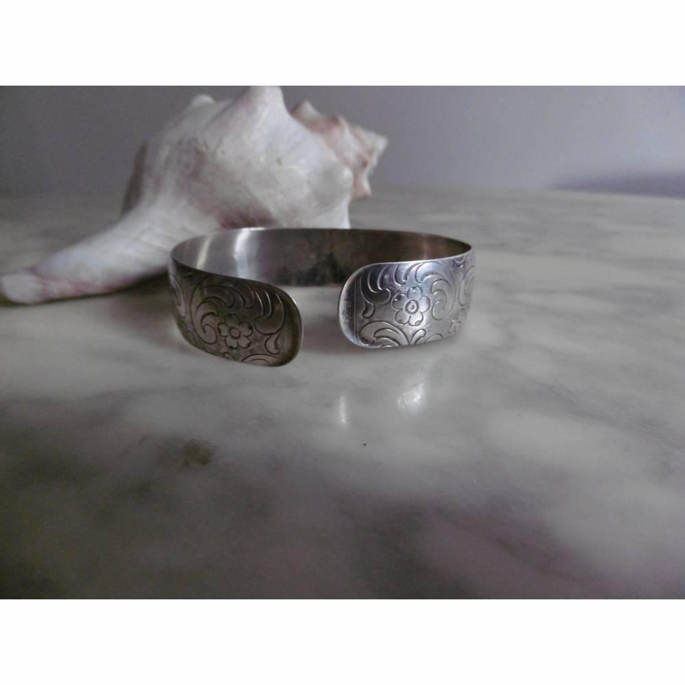 Silber *** wunderschöne Armspange *** 835 Bild 1