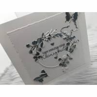 Handgefertigte Glückwunschkarte zum Geburtstag, Geburtstag, Geburtstagskarte, Aufwendiges Design Bild 1