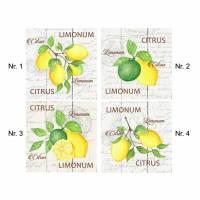 Fliesenaufkleber - Fliesenfolie - Limonum - 13059 Bild 1