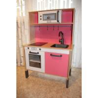 Div. farbige Möbelfolien für Kinderküche Duktig, Klebefolie, Sticker, Möbelfolie, Aufkleber, Möbelaufkleber, Dekor Bild 1