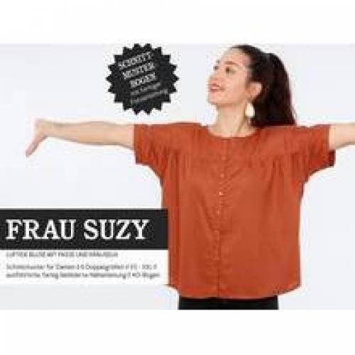 Studio Schnittreif-Schnittmuster FRAU SUZY Kurzarmbluse