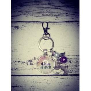 Schlüsselanhänger ,, Lieblingsmensch '' Bild 1