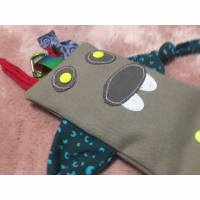 Ebook Taschentuch Monster FREE Anleitung + Schnittmuster 3 Versionen Bild 1