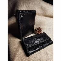 Exclusives Set, Portemonnaie, Geldbörse und Dokumententasche Bild 2