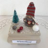 Weihnachten Frau Mädchen Geldgeschenk Gutschein Geburtstag Nikolaus Ski fahren Snowboard Weihnachtsgeschenk  Bild 1