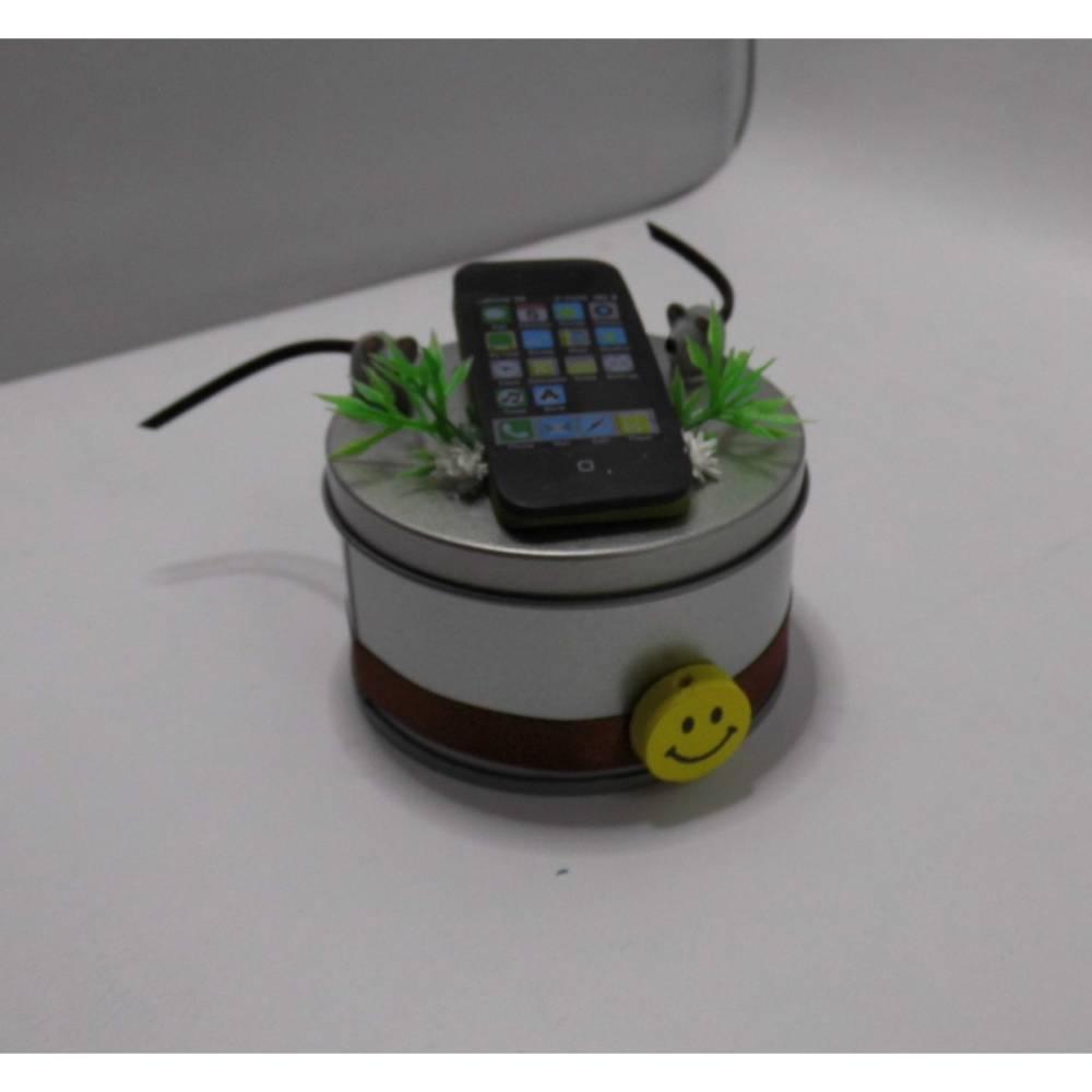 Geldgeschenk Geschenkbox Handy Smartphone  Bild 1