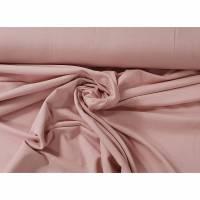 Organic Jersey uni dusty rosa - 232