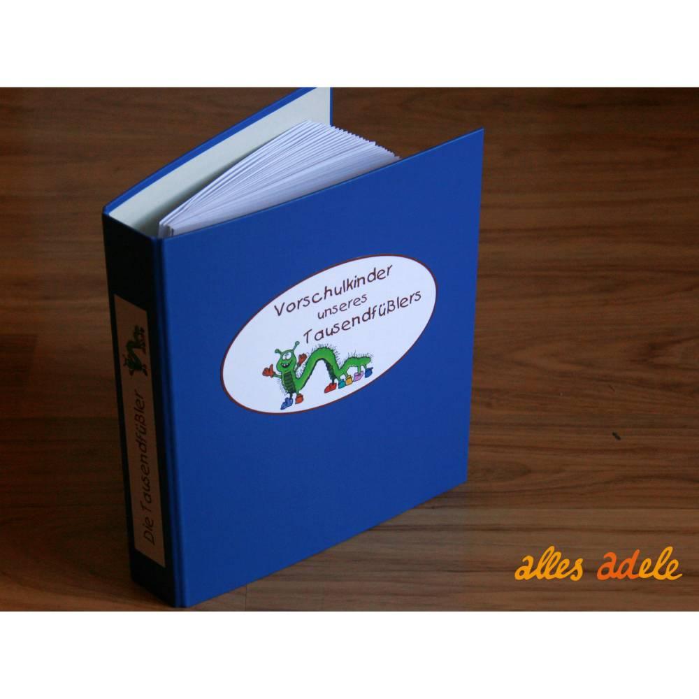 Abschiedsalbum für Kindergarten - ganz persönlich Bild 1