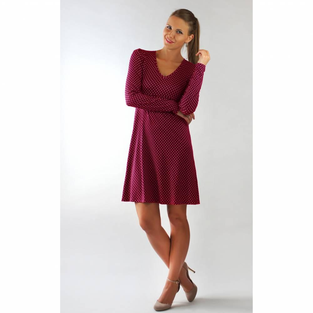 Kleid AVA Pünktchen Bild 1