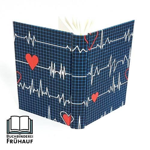 Ewiger Kalender Immerwährender Kalender EKG Herzschlag Geschenk für Krankenschwestern, Arzthelferinnen, Ärzte