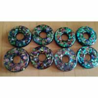 Harz Anhänger Donuts Bild 1