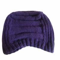 Mütze,Damenmütze,Wollmütze, handgestrickt Bild 3