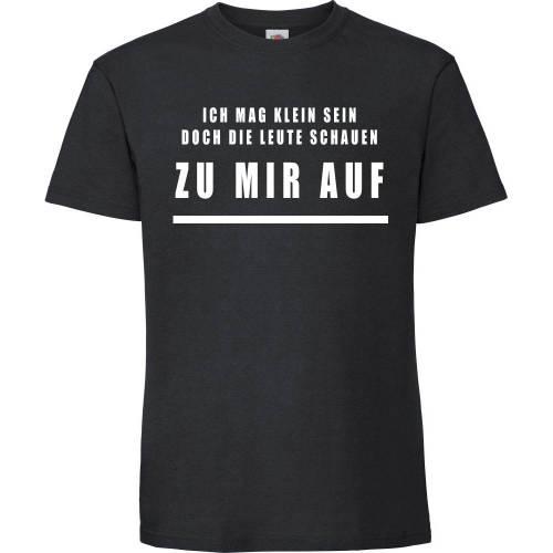 T-Shirt mit lustigem Spruch Aufdruck