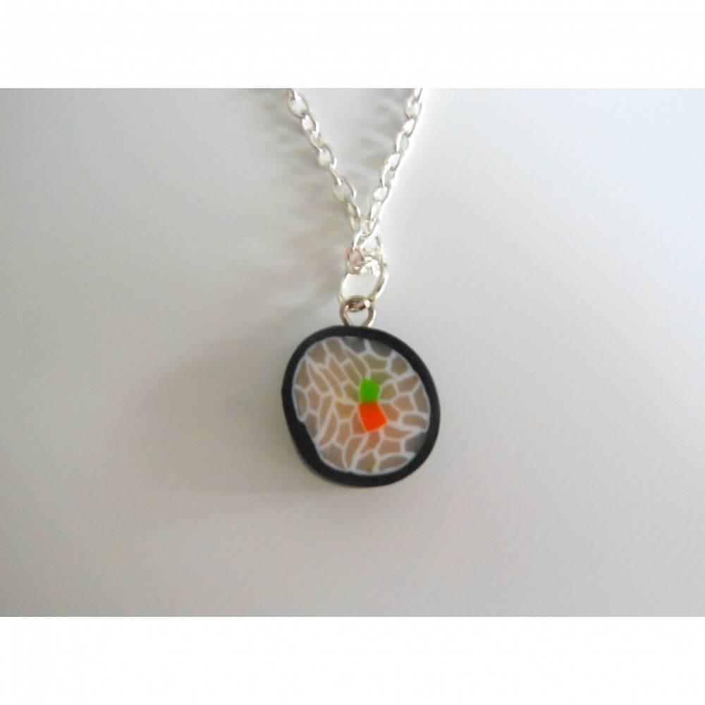 3 D Sushi Halskette  kawaii sweet  Bild 1