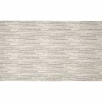 11,90EUR/m Baumwolljersey Stripes unregelmäßige schwarze Streifen auf weiß Bild 1
