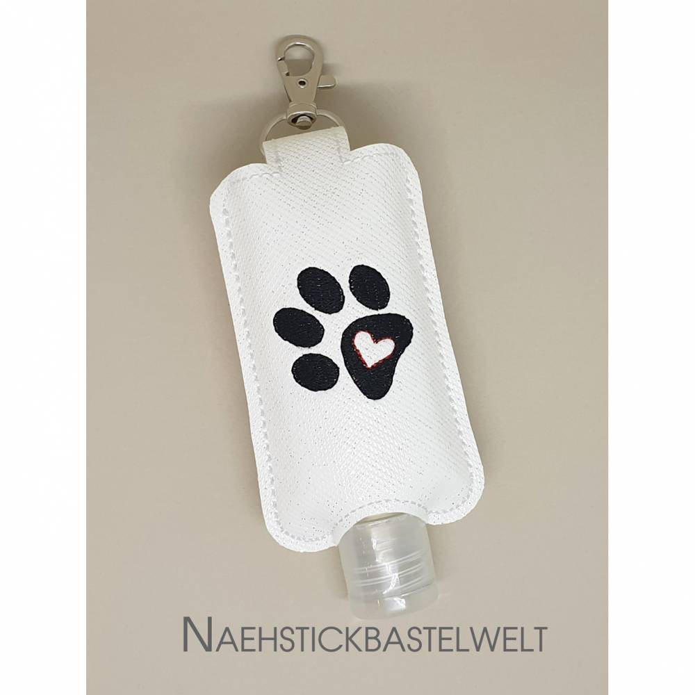 Desinfektionsmittelhalter - Handhygienemittelhalter - Hygienehandgelhalter (DH6) Bild 1